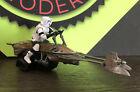 Star Wars*Air Hog*Remote Control*RC Speeder Bike Toy*Spin Master* 2015*Display