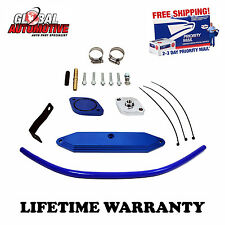 New EGR Delete Kit 2011 2012 2013 2014 Ford Pickup V8 6.7L Powerstroke Diesel