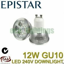 6 X EPISTAR LED GU10 12W bulb downlight spotlight globe lamp WARM WHITE 240V