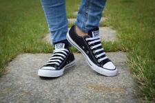 CONVERSE All Star Chucks Low Taylor Klassiker Sneaker 10xFARBEN vr.Gr.+Geschenk
