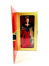1998 Winter Splendor Barbie Doll Stand Blonde Caucasian Never Removed From Box