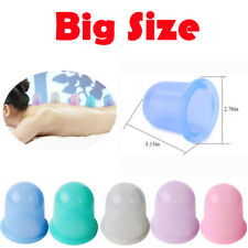 Large Size Anti Cellulite Cupping Massage Medical Full Body Vacuum Silicone Cup