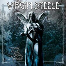Virgin Steele - Nocturnes Of Hellfire And Damnation (NEW 2CD)