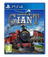 PS4 JUEGO GIGANTE DE TRANSPORTE - TRANSPORTE Giant Producto NUEVO