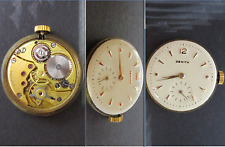 zenith 88.8 movimento movement manual old watch dial 22,6 parts working vintage