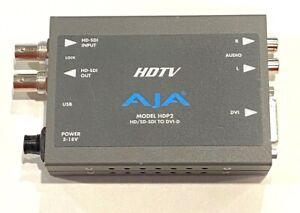 HDTV AJA HDP2 HD/SD-SDI to DVI-D Without Power Supply