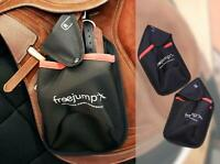 Freejump Stirrup Pocket (Pair) - Red
