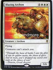 Magic Commander 2016-Blazing Archon