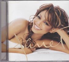 Janet Jackson-All For You cd album
