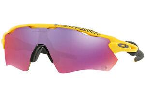Oakley Ev Path Yellow Prizm Road Lens Unisex Radar Sunglasses OO9208 69
