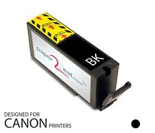 PGI-225 Black Edible Ink Cartridge for Canon PIXMA iP4920 print edible toppers