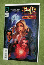 Buffy the Vampire Slayer Chaos Bleeds (2003) # 1 Campbell Cover