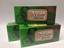 3 Packs Rickshaw  Black Tea  (75 bags) - Free Shipping