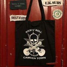Rock 'n' Roll Rescue Shop Tote Bag