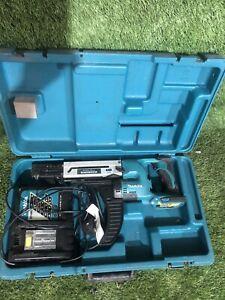 Makita DFR750 Cordless Autofeed Screw Gun