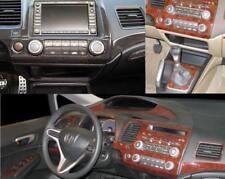 2006 07 08 INTERIOR DASH TRIM KIT SET FOR HONDA CIVIC SEDAN COUPE LX EX EX-L Si