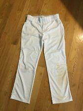 Under Armour Men's White Baseball Pants Size Adult Xl