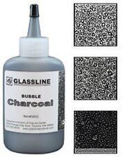 Glassline Bubble Paint - Charcoal - Glass Fusing Paint