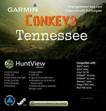 Garmin Tennessee HuntView State Birdseye Maps / 24K TOPO Tennessee Hunt view