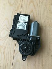 GENUINE AUDI A4 B6/B7 01-08 LEFT REAR DOOR ELECTRIC WINDOW MOTOR 8E0959801E