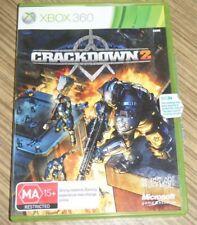 Xbox 360 Game - CRACKDOWN 2