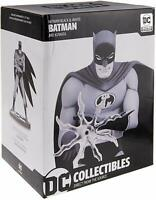 Dc Comics Direct Batman Black & White JIRO KUWATA Statue limited Ver.