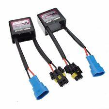 HID Xenon error canceller eliminator code relay flicker anti-flash capacitor 35w