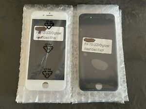 iPhone 7G LCD / Digitizer Screen Replacement - Black or White
