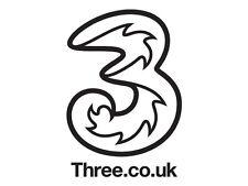 Prepaid SIM-Karte Three Mobile UK for UK England