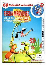 Ferda Mravenec DVD 1977 Czech Famous Cartoon