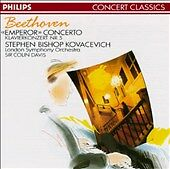 Piano Concerto No. 5 'Emperor / Piano Sonata No. 30 CD (1997)