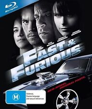 Fast & Furious (Blu-ray, 2009) brand new sealed