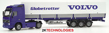 JOAL 334 Volvo FL-16 Artic Globetrotter Covered Trailer 1/50th Scale New Boxed