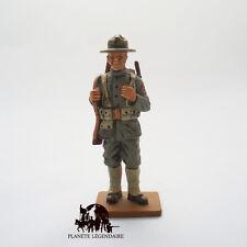 Figurine Del Prado Sergeant 6th Marine Rgt USA 1917 Toy Soldier King & Country