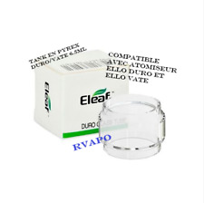 réservoir Tube Pyrex Bulb 6.5 ml eleaf pour Ello Vate et Duro