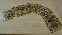 1991 Green Bay Packers Police Set of 20 Cards - Chilton PD - NFL - EX-MT