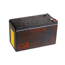 CSB GP1272 F2 GP1272F2 Batteria ermetica al piombo 12V 7,2Ah faston 6,3 mm