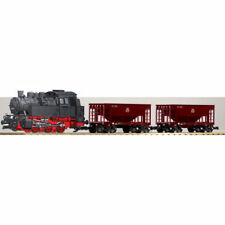 More details for piko db br80 freight starter set iii g gauge 37100