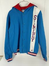 "Vintage Champion Simley ""SPARTANS"" High School Jacket Warm Up Sports LG"