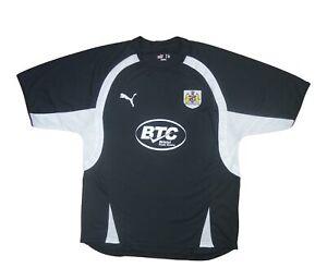 Bristol City 2007-08 Original Away Shirt (Excellent) L Soccer Jersey