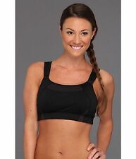 New Balance The Shockingly Unshocking Sports Bra WIRE FREE WBT3108 BLACK -32C