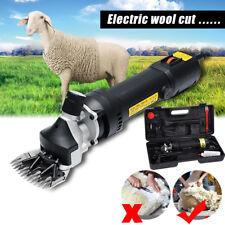 Ensemble de tondeuse à mouton 350W Tondeuses à chèvre chevaux pour Ferme animaux