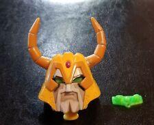 !!!BONUS!!! Transformers armada energon part custom light UNICRON head+arm!
