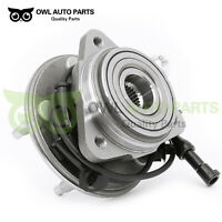 Front Wheel Hubs & Bearings for Explorer Mountaineer 4WD 4x4 w/ ABS Ford Ranger
