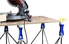 Centipede Sawhorse tabella Work Bench Alzate | Confezione da 6 | A0506