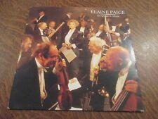 33 tours ELAINE PAIGE the queen album