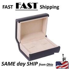 Premium Quality Cuff Link BOX - cufflink box - display box weddings etc