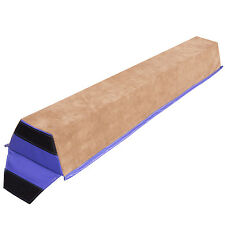 4Ft Blue Sectional Balance Beam Skill Performance Training Attachable Equipment