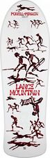 Lance Mountain Powell Peralta SOLD OUT Bones Brigade Series 9 skateboard deck