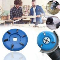 6 Zähne Holzschnitzerei Disc Werkzeug Fräser für 16mm Lochwinkelschleifer
